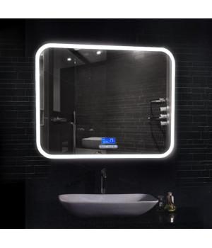 Зеркало в ванную комнату с подсветкой Демур